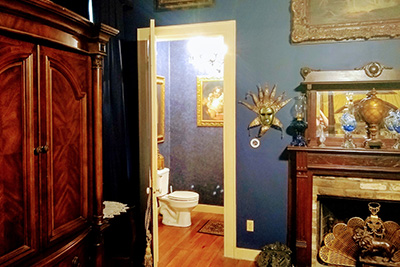 The Browning Room - Bathroom
