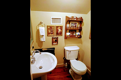 The Wilde Room - Bathroom